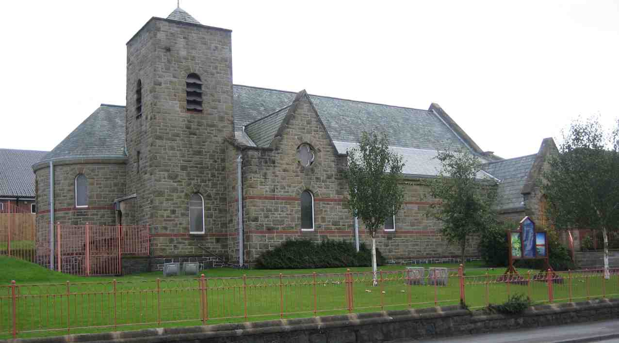 St Columbanus Church, Ballyholme